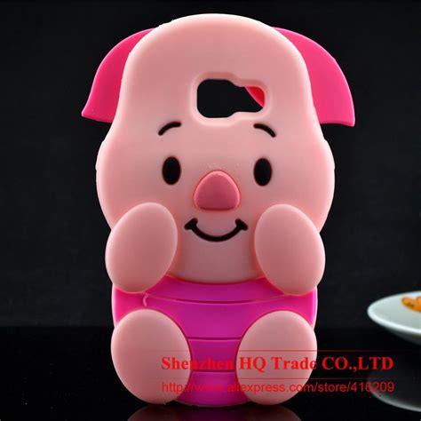 Samsung Galaxy E5 3d Pink Pig Shape Back Cover unicorn 3d samsung a5 goods catalog