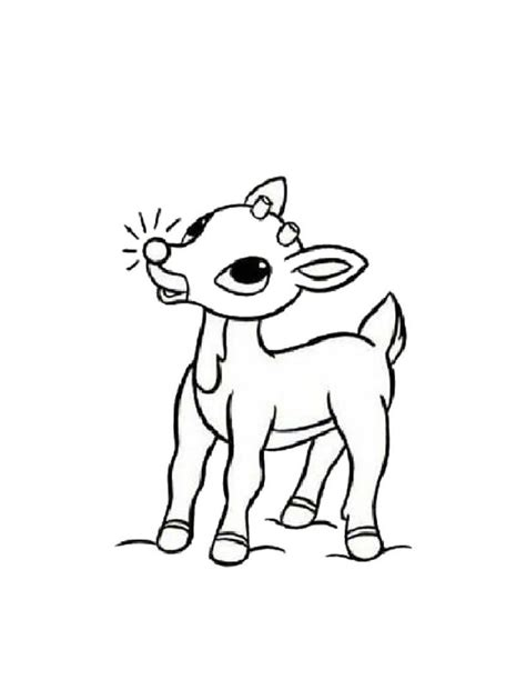 rudolph coloring page free 25 unique rudolph coloring pages ideas on pinterest