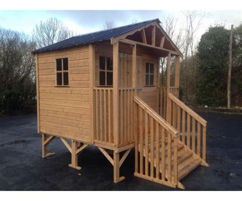garden sheds   ireland kids tree house range ft  ft
