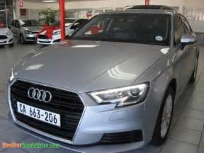 Audi Used Cars South Africa 2016 Audi A3 2016 Audi A3 1 0 Tfsi Stronic For Sale Used
