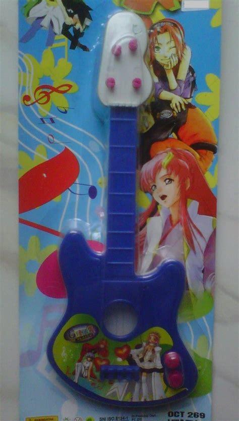 Real Pic Mainan Musik Anak Gitar Jerapah jual mainan gitar anak juragan mainan