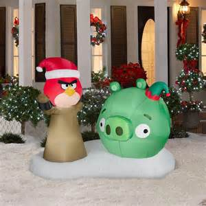 Home Depot Christmas Decorations home depot christmas inflatable decorations 50 off the centsible