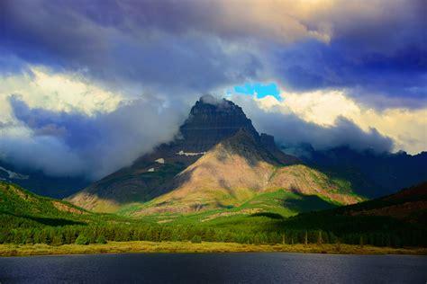 Landscape Photography Usa Rocky Mountains Montana Usa 1920 X 1280 Landscape