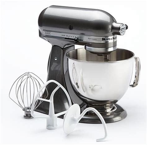 Kohls.com: KitchenAid Artisan 5 Quart Stand Mixer for just $153.74 shipped!   Money Saving Mom®