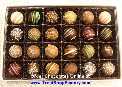 Gourmet Handmade Chocolates - treat shop factory chocolates