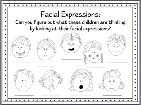 worksheets for preschoolers on emotions identifying feelings worksheet bloggakuten preschool