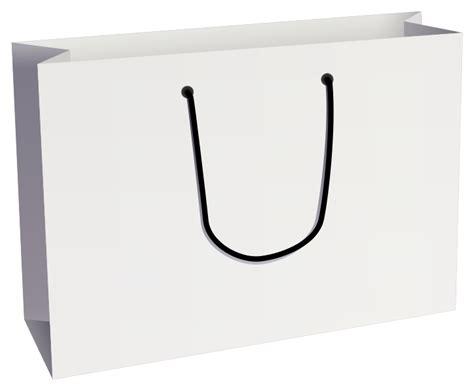 Paper Bag Godie Bag Karton Polos Size 36cm Isi 6pcs file white paper bag svg wikimedia commons