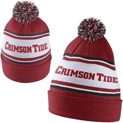 alabama crimson tide colors nike alabama crimson tide team color knit beanie crimson