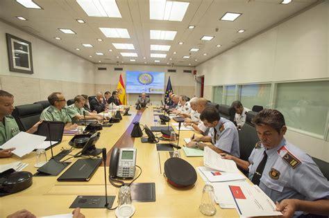 el ministerio interior el ministro interior re 250 ne a polic 237 a nacional guardia