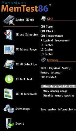 cara tes keyboard laptop masih normal atau sudah rusak cara cek kerusakan ram pc laptop dengan software segiempat