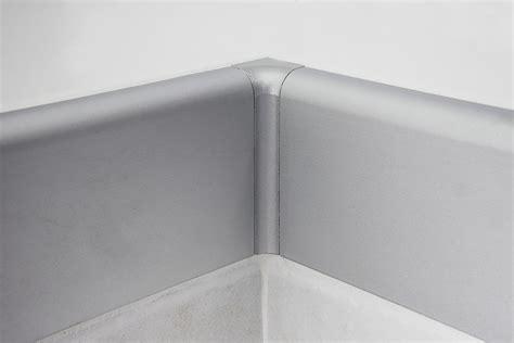 angolo interno angolo interno metallico argento metal line 90 in offerta