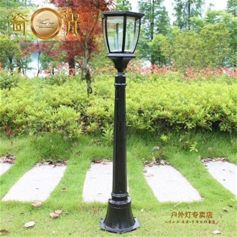 Outdoor Garden Lights 12v Laras Solares Exterior Aluminum Led Solar Pathway Light Garden L On Solar Battery Powerful