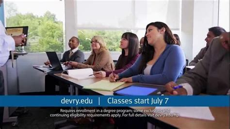 ctu commercial actress devry university tv commercial fixed tuition ispot tv