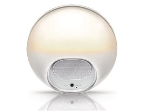 alarm clock that wakes you up with light philips hf3520 up light mimics the sun to you up