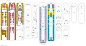 rhapsody of the seas deck plan 7 rhapsody of the seas deck plans cabin diagrams pictures