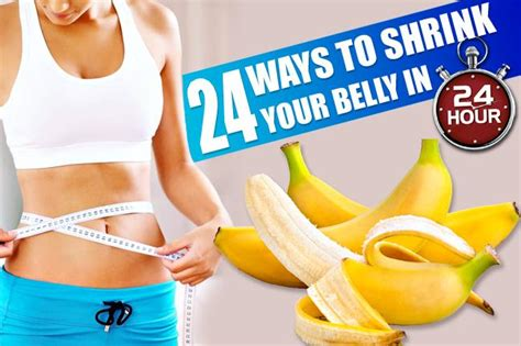 Ways To Detox Your In 24 Hours by 24 Surprising Ways To Flatten Your Belly In 24 Hours