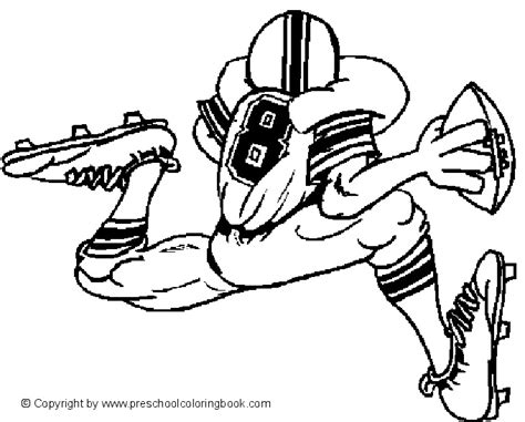 dltk football coloring page free coloring pages for nfl football and seattle seahawks