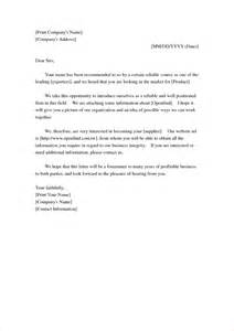 10 letter introducing yourself memo formats