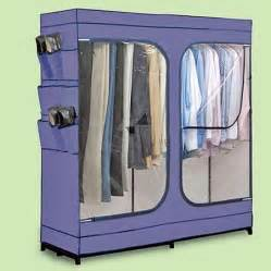 Where To Buy A Wardrobe Closet Buy 5 Foot Portable Closet Wardrobe W Window Navy In