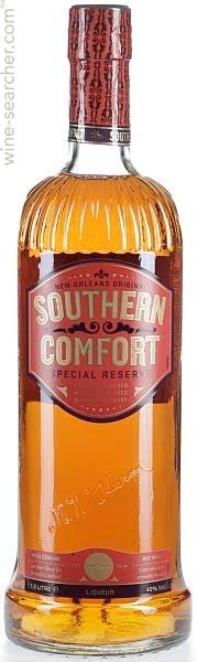 percentage of southern comfort nv southern comfort special reserve whiskey louisiana