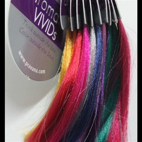 pravana hair color vivids pravana colors