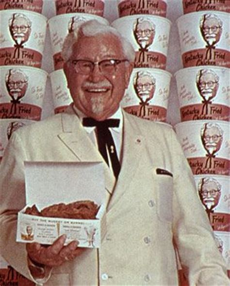 biography of colonel sanders colonel sanders kfc and too late on pinterest