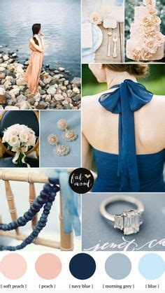 shades of grey wrightia religiosa for a sophisticated wedding day palette team luxurious navy with flashes of metallic gold and