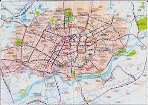 city map shenyang city map guide china city map china province