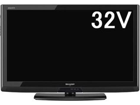 Sharp Aquos 32le265 Led Tv 32 Inch stovetoairconnomise sharp aquos lcd tv 32 inch lc 32v5