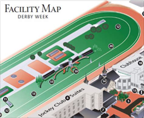 map kentucky racing tracks maps directions 2016 kentucky derby oaks may 6 and