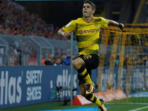 christian pulisic rating ranking 191 qui 233 nes son los 10 jugadores sub 21 con mayor