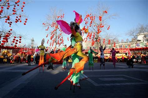 chinese new year celebration in canada the worlds