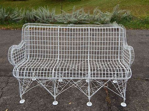 wire outdoor furniture 1000 images about wire patio furniture on mid