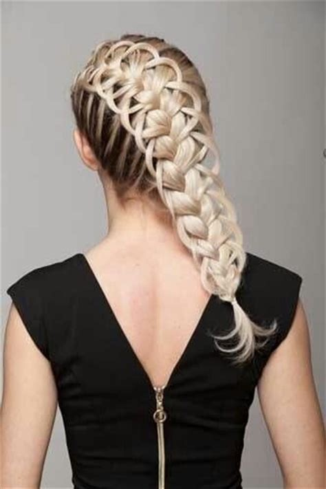 french and feather haircuts diagonal feather loop french braid hair styles