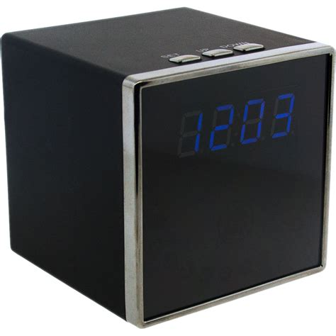 hidden cameras for house brickhouse security digital clock with 2mp wi fi hidden 228 dhc