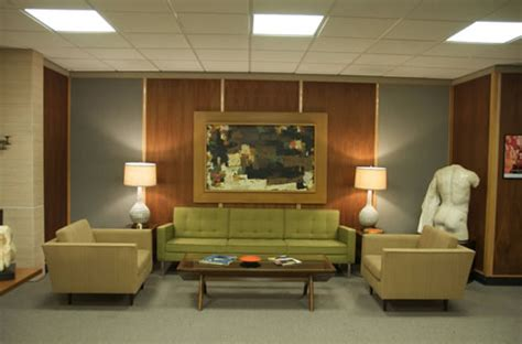 mad men furniture designer furniture news the mad men style is all in the