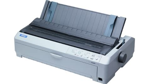 Printer Epson Dot Matrix Terbaru epson fx 2175 dot matrix printer dot matrix printers