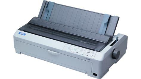 Printer Epson Dot Matrix Terbaru epson fx 2175 dot matrix printer dot matrix printers epson india