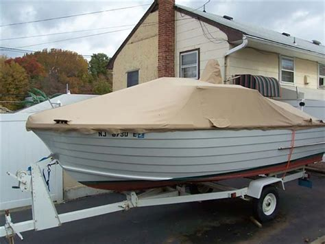 boat canvas how to custom canvas boat covers