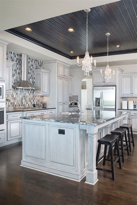 image result  tongue  groove tray ceiling master
