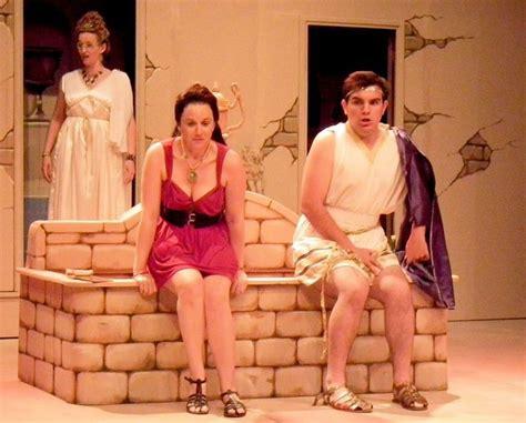 film up pompeii ammonia voluptua and nausius little theatre company s