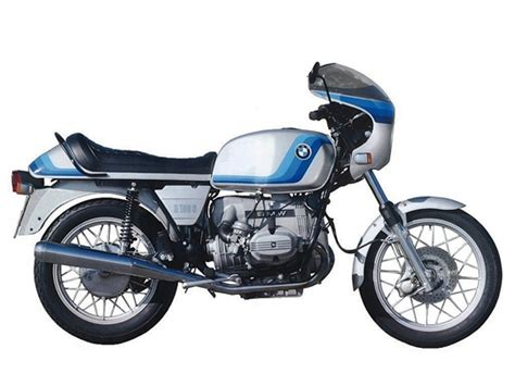 Yamaha Motorrad Modelle 1980 by Bmw R 100 S 1980 2ri De