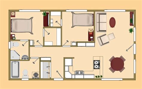 720 sq ft house plans the 720 sq ft rosebud s floor plan cozys 700 sq ft sq ft small house designs