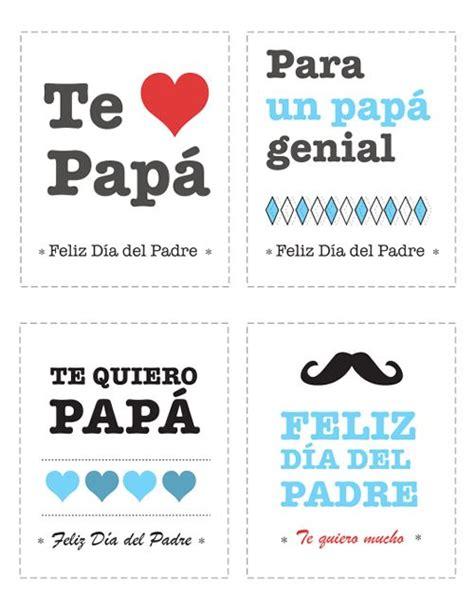 imagenes que diga feliz dia papa las 25 mejores ideas sobre regalos para el d 237 a del padre