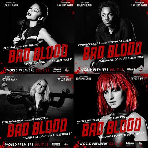 hollywood celebrities blood type taylor swift s new project features half of hollywood