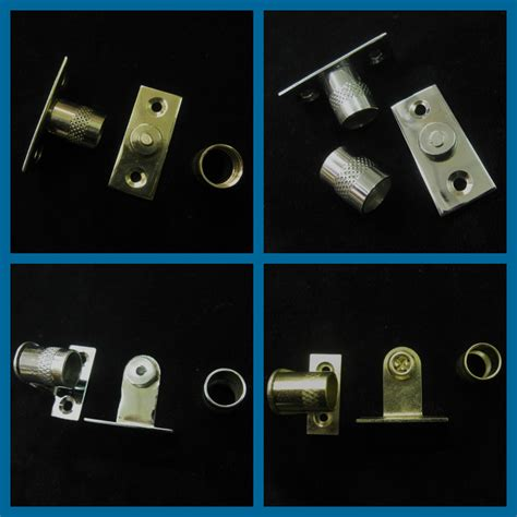 curtain rod sockets brackets for 8mm diameter rods