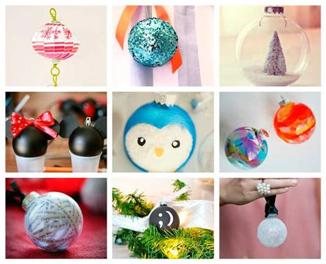 20 originales bolas de navidad que t 250 puedes hacer