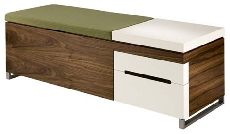 modern shoe storage bench herman miller not available entryway