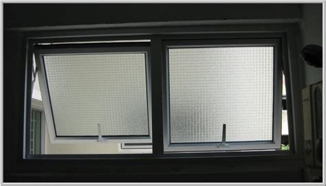 Awning Type Windows by Casement Windows Singapore Grillesnglass