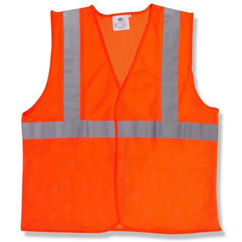 Bhc Highclass 2 orange class 2 high visibility surveyor s safety vest with velcro closure xxxl